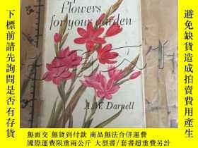 二手書博民逛書店Unfamiliar罕見Flowers for Your Gar