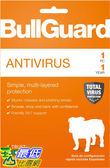 [8美國直購] 暢銷軟體 BullGuard Antivirus 2019, 1PC [Key Code] 2019