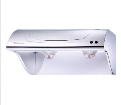 【甄禾家電】SAKURA 櫻花 R-3250 斜背式除油煙機 烤漆 70公分 限送大台北 R3250 排油煙機
