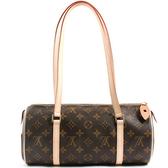 Louis Vuitton LV M40711 Papillon NM 經典花紋長揹帶圓桶包全新 預購【茱麗葉精品】
