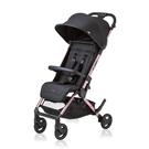 【好禮二選一】德國 ABC Design Zephair 玫瑰金式版四輪摺疊推車|登機車|嬰兒推車