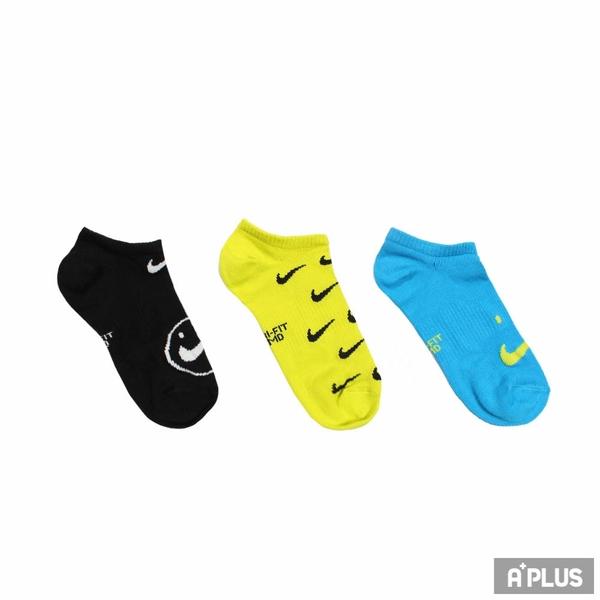 NIKE 腳踝短襪 Y NK EVRYDY LTWT NS 3PR NKDAY-CU8135902/CU8135903