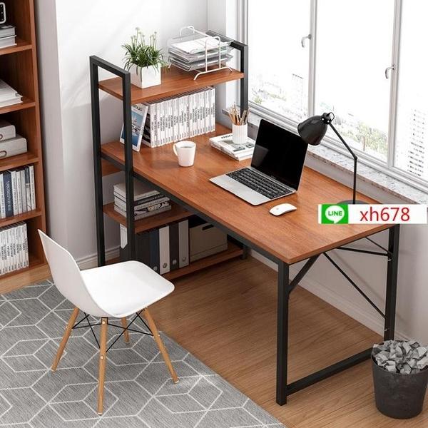 【特惠】輕奢書桌巖板家用電腦桌臺式現代臥室寫字臺簡約書房辦公桌子【頁面價格是訂金價格】
