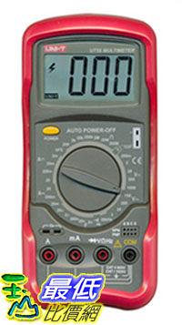 [現貨] 數位萬用電表型號 UT50,優利德ISO 9001 , CE 認證 UNI-T T2C1