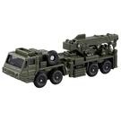 TOMICA NO.141 自衛隊 重裝輪回收車_TM141A 超長型小汽車