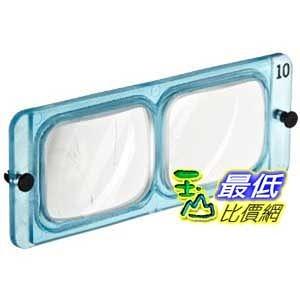 [美國直購 ShopUSA] Donegan LP 10 Replacement Lens for Opti-Visor, 3.5X Magnification, 10 Diopers, 4 Focal Length $1245