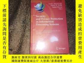 二手書博民逛書店SECURITY罕見AND PRIVACY PROTECTION IN INFORMATION PROCESSIN