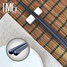 LMG | 抗菌尖頭合金筷 筷子 24cm (1包5雙)