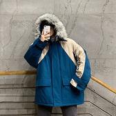 男士外套厚款 百搭棉襖羽絨上衣 冬天冬季男裝男款保暖冬裝棉服 型男夾克加絨 男生外套加厚