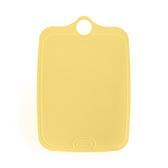 TPU刻度方型砧板-馬卡龍黃