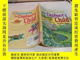 二手書博民逛書店The罕見Elephant s Child and other stories《大象的孩子和其他故事》Y200
