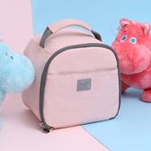 飯盒袋子保溫便當手提包餐小號包裝兒童上班韓國清新女的可愛日式