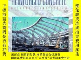 二手書博民逛書店Reinforced罕見Concrete: Mechanics And Design: International