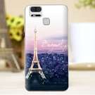 華碩 ASUS ZneFone 3 Zoom ZE553KL Z01HDA 手機殼 軟殼 保護套 巴黎鐵塔