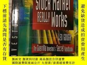 二手書博民逛書店How罕見the Stock Market Really Wor