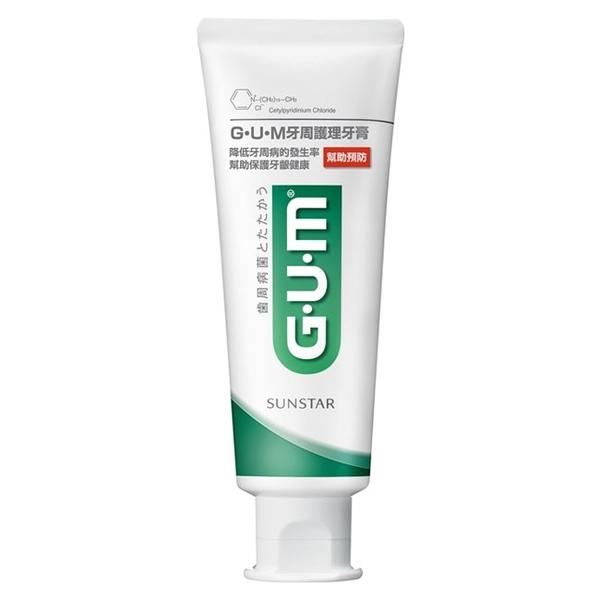 GUM牙周護理牙膏130g
