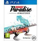 PS4 橫衝直撞 狂飆樂園 重製版 -英文版- Burnout Paradise Remastered