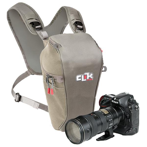 ◎相機專家◎ CLIK ELITE CE511 三角胸包 Telephoto SLR Chest Carri 勝興公司貨