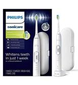 Philips【美國代購】飛利浦 電動牙刷Sonicare ProtectiveClean 6100 HX6877/21白色