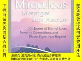 二手書博民逛書店Chicken罕見Soup for the Soul: Miraculous Messages from Heav
