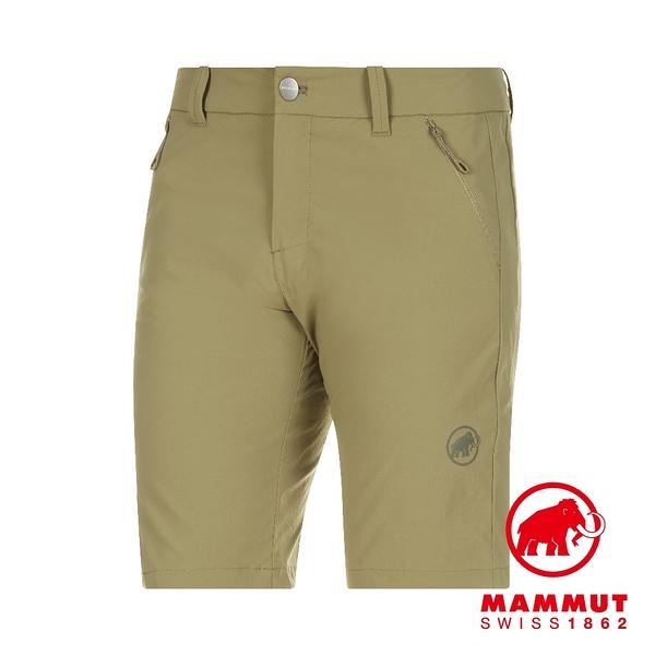 Mammut 長毛象 Hiking Shorts Men 經典健行短褲 橄欖綠 男款 #1023-00120