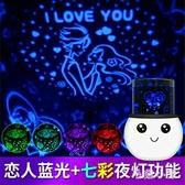 浪漫星空燈投影射儀少女房間夢幻圖案夜空燈滿天星夜光玩具 aj4270『毛菇小象』