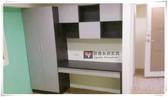 【系統家具】系統家具 系統收納櫃 系統櫃 書櫃+吊櫃+衣櫃