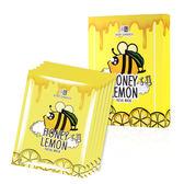 【Roof Garden】蜂蜜檸檬面膜 (盒裝/5片)