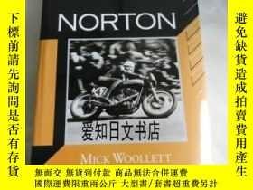 二手書博民逛書店【罕見】Norton (osprey Collector s Library)Y175576 Mick Woo