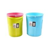 3個垃圾桶 創意大號辦公室無蓋垃圾簍塑料