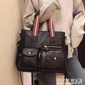 大容量包包女新款女包百搭高級感時尚洋氣手提大氣休閒斜背包 雙十二全館免運