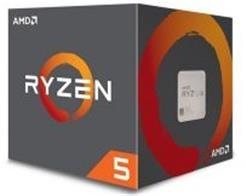 AMD R5 2600X 【6核/12緒】3.6G(↑4.25G)95W/19M/12nm/無內顯【刷卡含稅價】