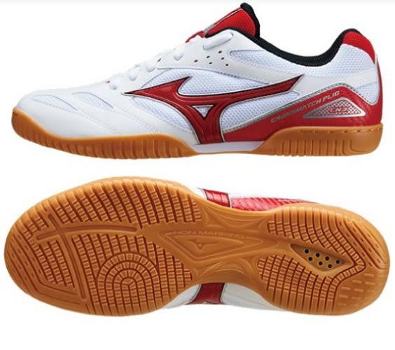 [陽光樂活=] 美津濃 MIZUNO CROSSMATCH PLIO CN3 桌球鞋 81GA183662 運動鞋