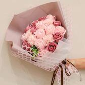 母親節禮物送媽媽婆婆實用香皂花束送女友閨蜜生日禮物 安妮塔小舖