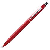 CROSS 高仕 Click 立卡系列 赤紅原子筆 / 支 AT0622-119
