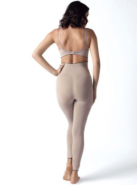 孕婦內搭褲 法國 Cache Coeur - ILLUSION 款 內搭褲 法式裸色 LG1210