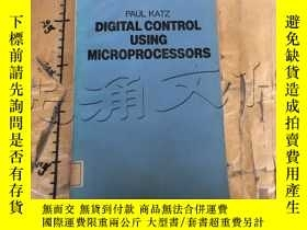 二手書博民逛書店Digital罕見Control Using Microproc
