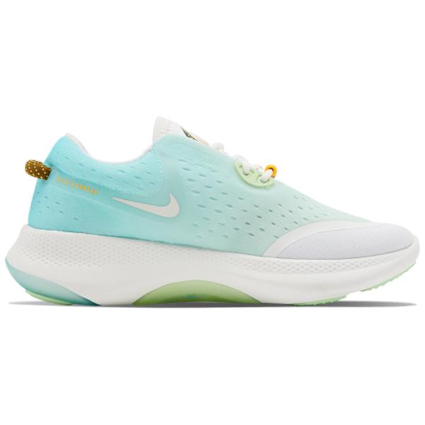 NIKE Joyride Dual Run 女鞋 慢跑 訓練 透氣 緩震 漸層 白藍綠【運動世界】DA1843-111