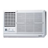 (含標準安裝)聲寶110V左吹定頻窗型冷氣AW-PC122L