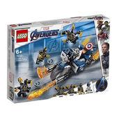 樂高積木 LEGO《 LT76123》SUPER HEROES 超級英雄系列 - Captain America: Outriders Attack ★ JOYBUS玩具百貨