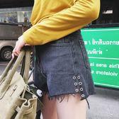 店長推薦孕婦短褲女夏季薄款外穿牛仔短褲潮媽孕婦褲2019新款時尚孕婦夏裝