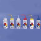 《Bel-Art》彩色洗瓶 PE Safety Wash Bottle, PE
