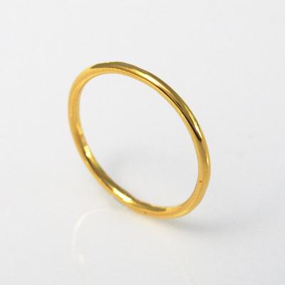 64DESIGN戒指 圓線戒 925純銀戒指(單只)
