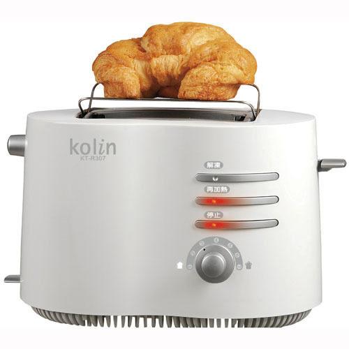 Kolin 歌林 厚片烤麵包機 KT-R307 超取限兩台