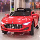 嬰兒童電動車四輪帶遙控汽車1-3歲4-5搖擺童車寶寶玩具車可坐人 WE1010『優童屋』