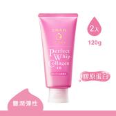 洗顏專科超微米彈潤潔顏乳搶購組(120g*2)