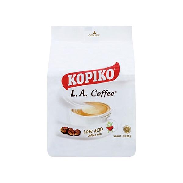 印尼 KOPIKO LA三合一即溶白咖啡(250g)【小三美日】