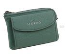 SCORPIO 零錢包 鑰匙包 S14N011E01G1 粉綠色