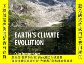 二手書博民逛書店Earth s罕見Climate EvolutionY410016 Colin P. Summerhayes
