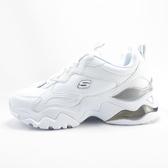 Skechers D LITES 3.0 女款 氣墊鞋 復古老爹鞋 149088WSL 白【iSport愛運動】